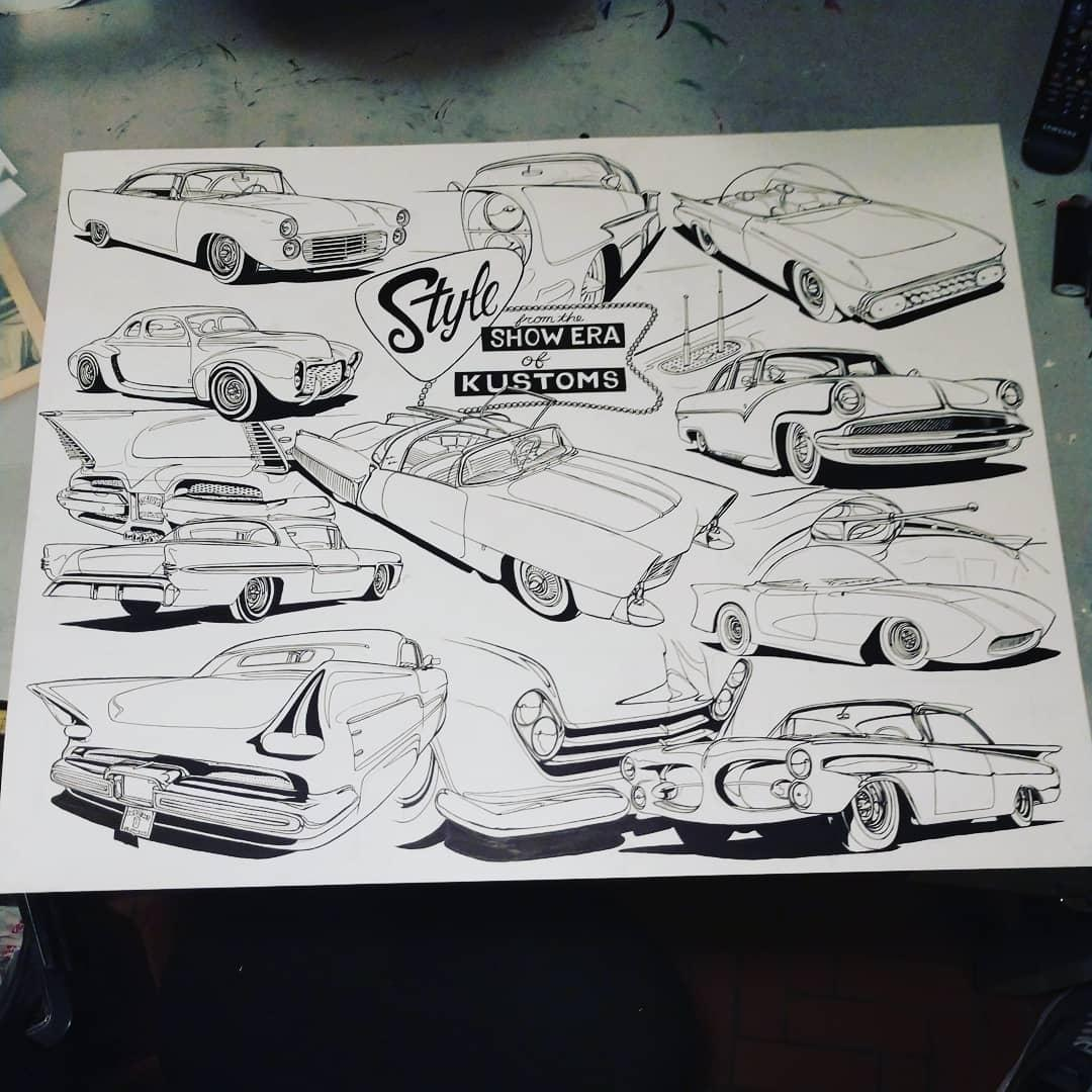 Dennis-50s-60s-poster-07