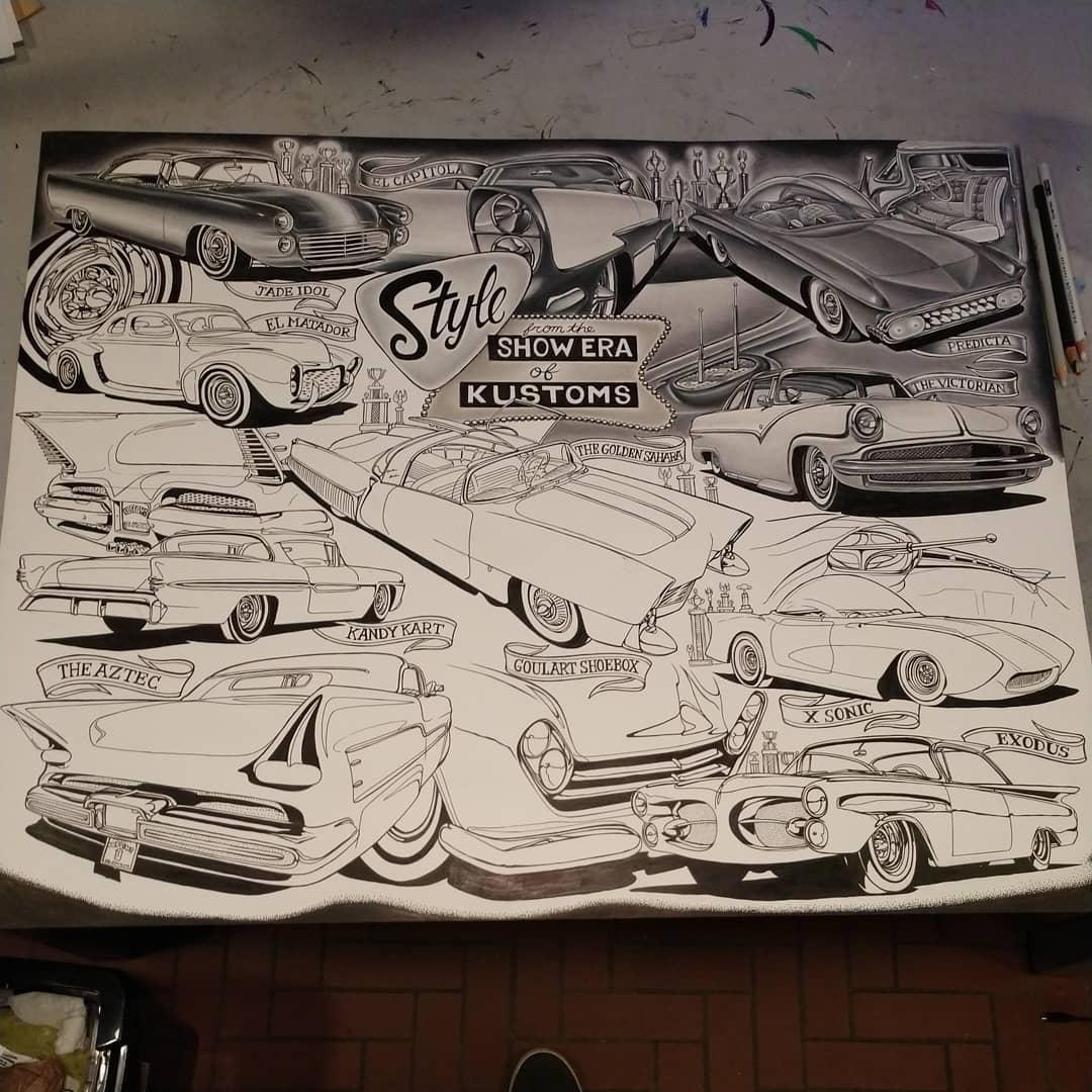 Dennis-50s-60s-poster-14