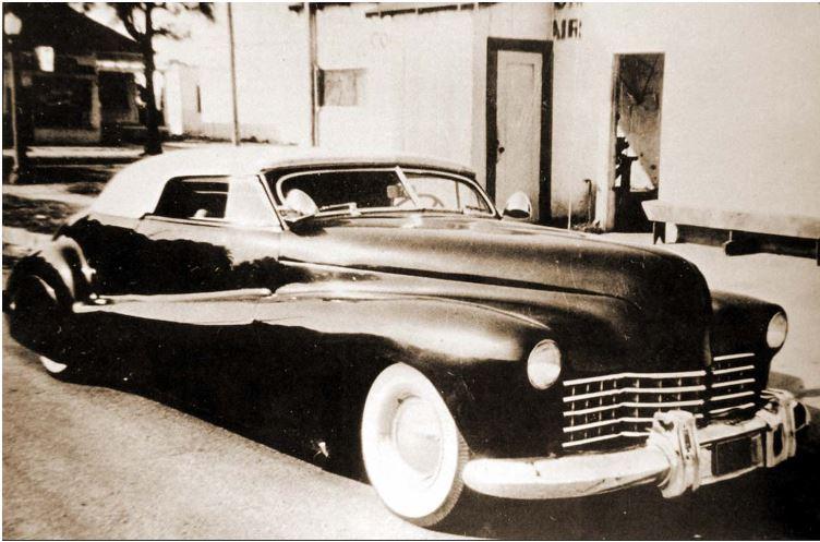 George Barris 41 Buick Roadmaster