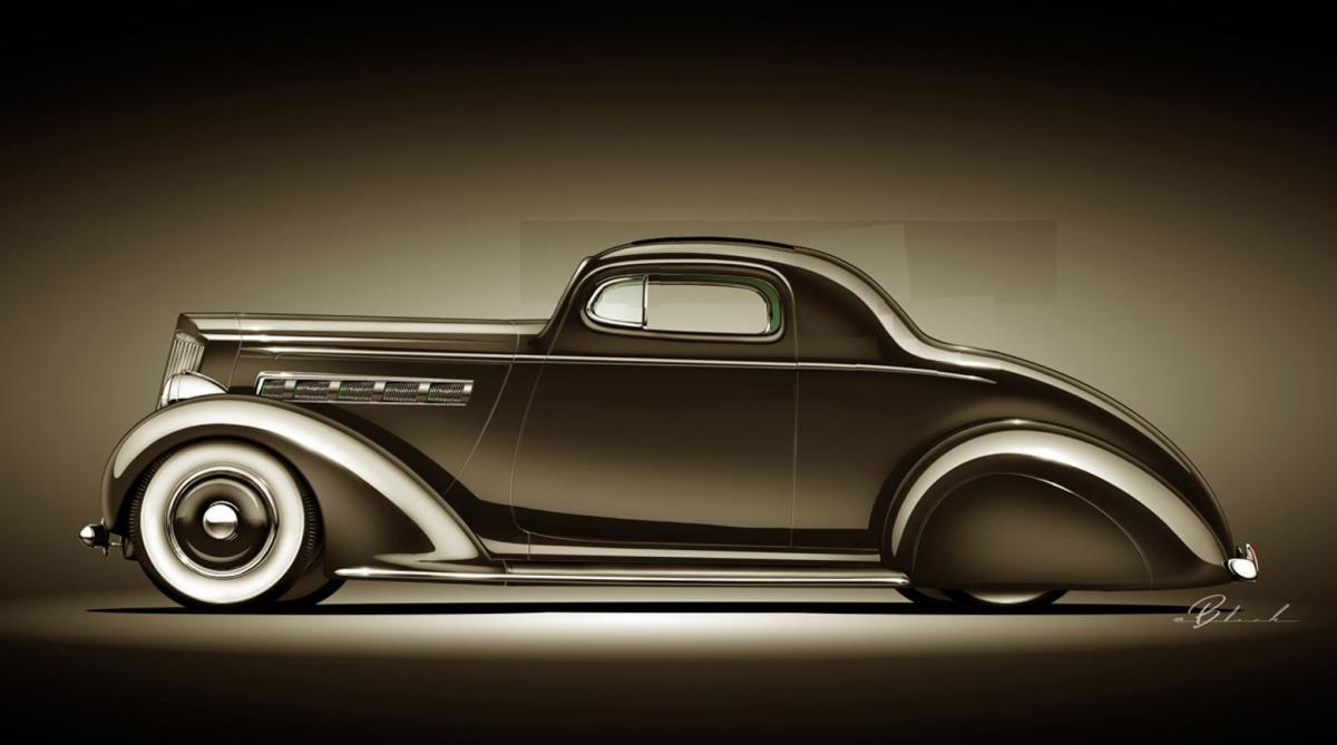 Packard 3w topchop