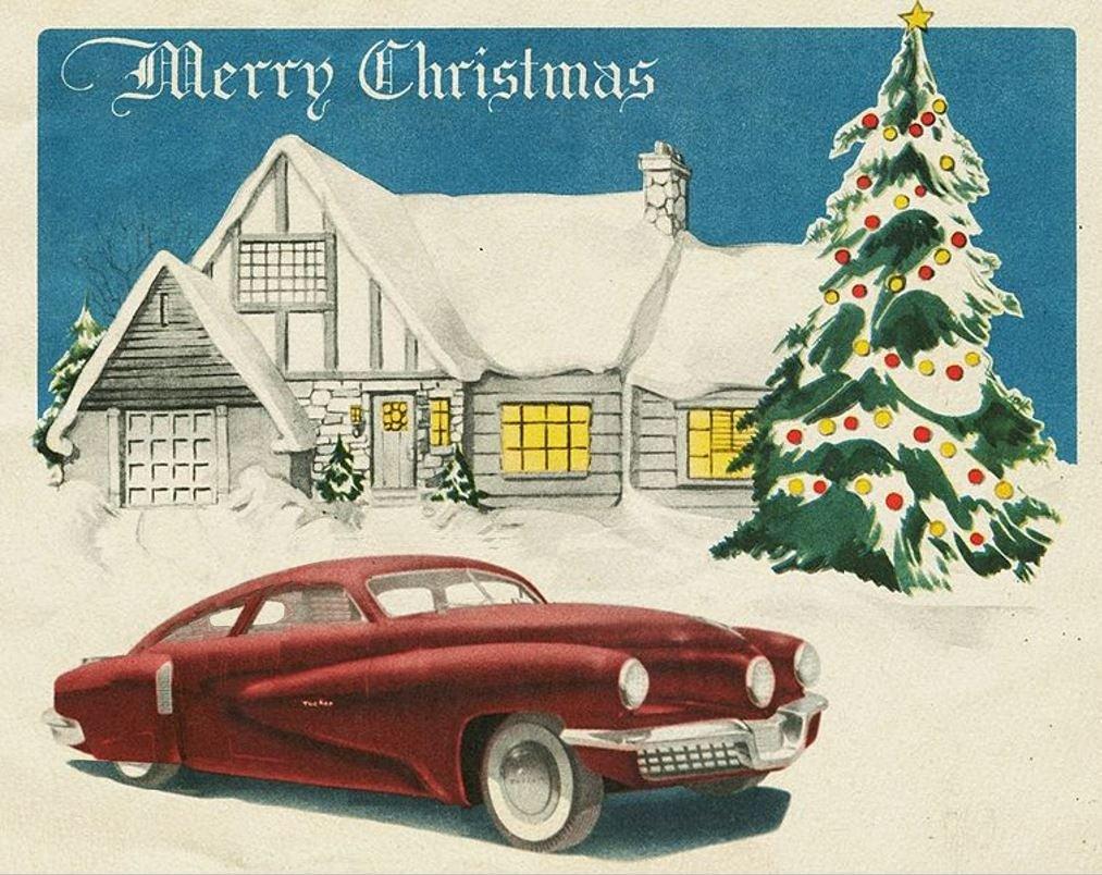 Tucker christmas card