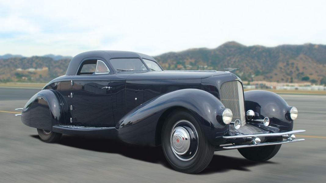 1934 Duesenberg Walker Coupe
