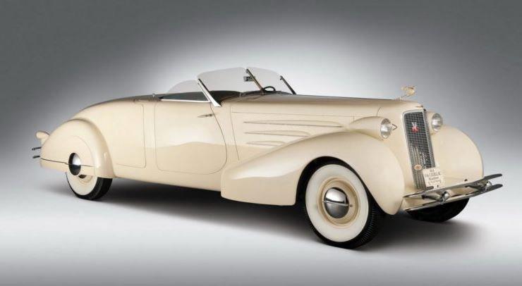 V16 Cadillac